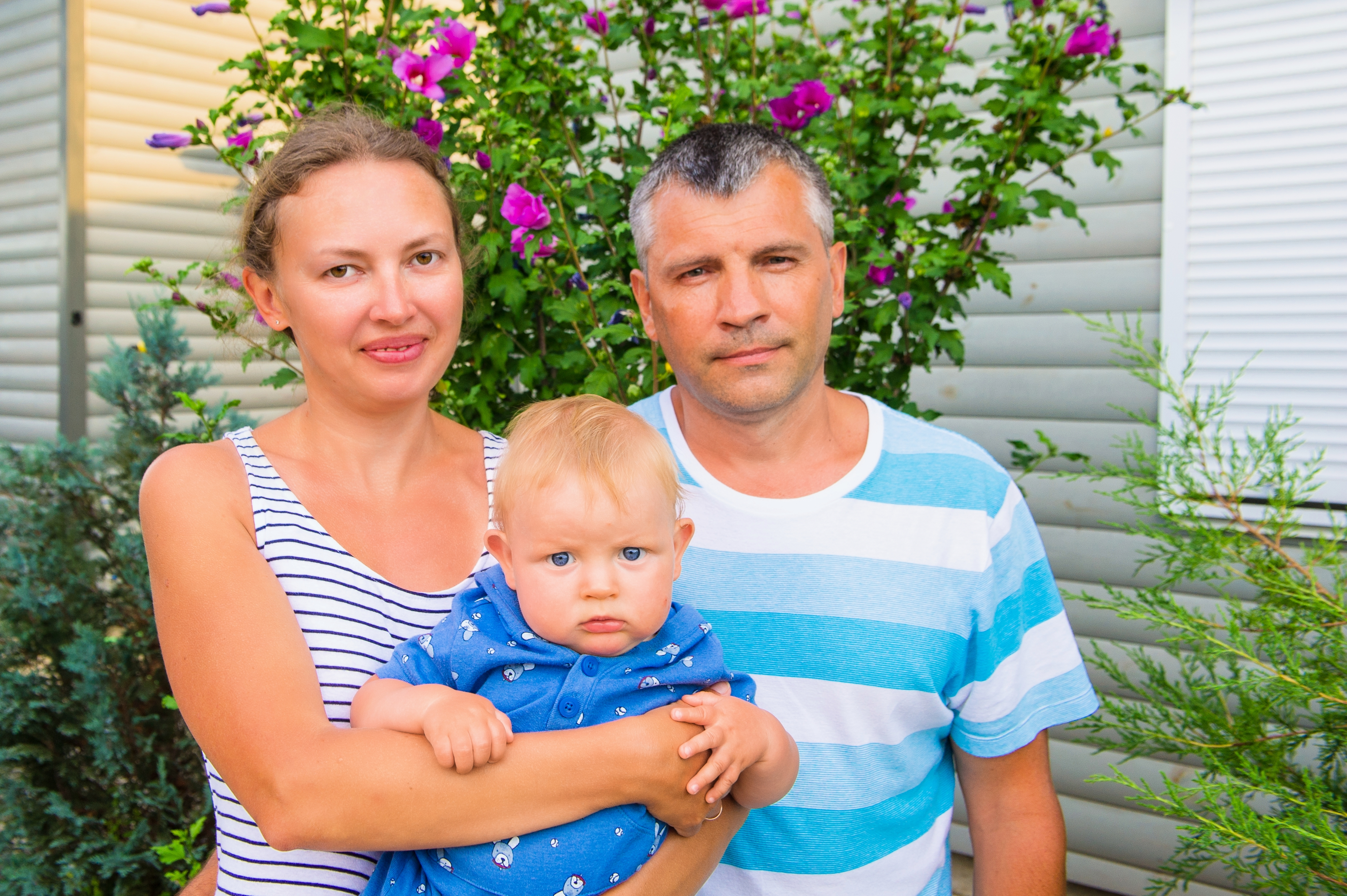 летний отдых с грудными детьми на море в украине