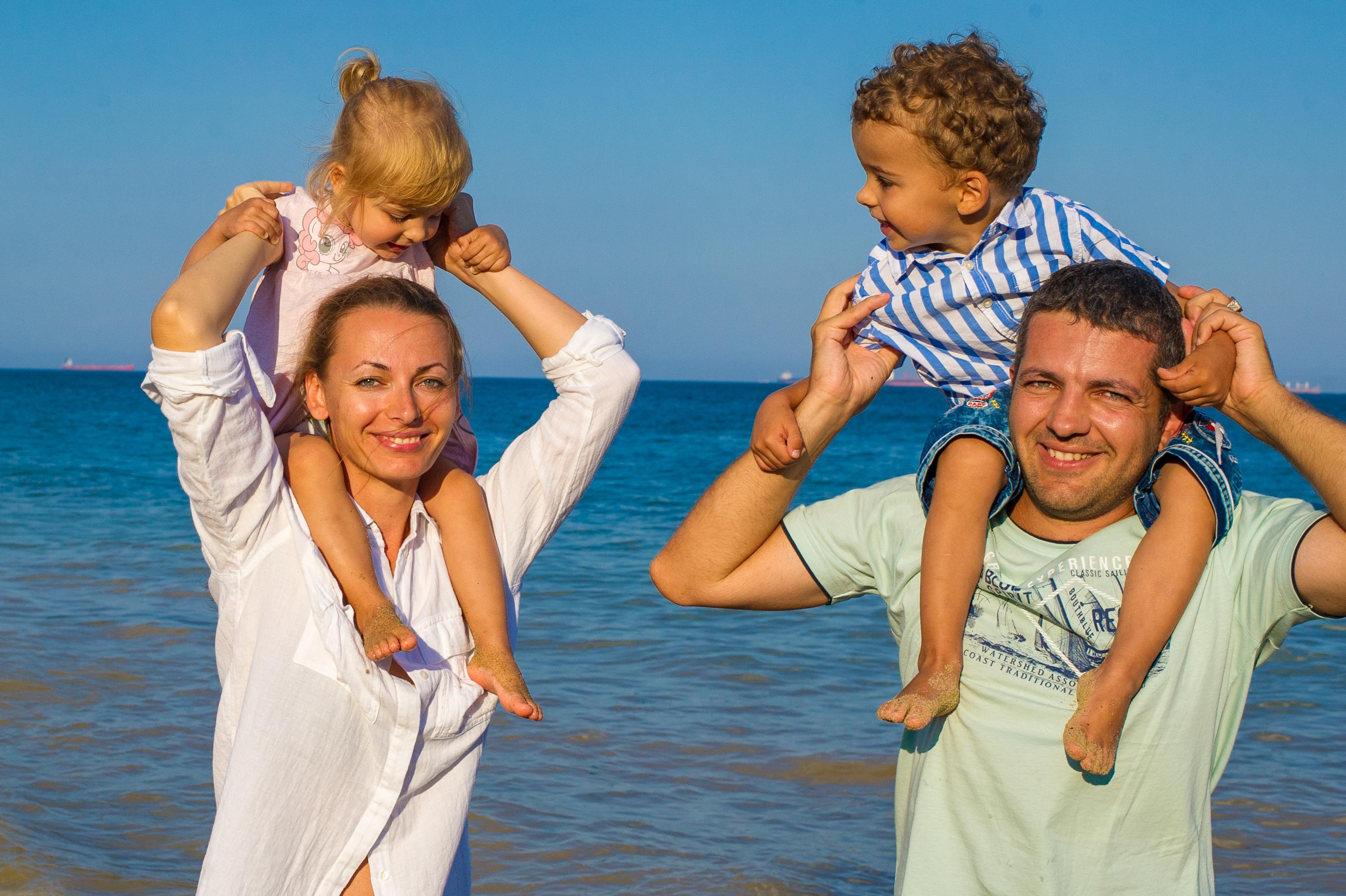 отдыхс маленькими детьми на базе отдыха ЭКО-дача Черноморск