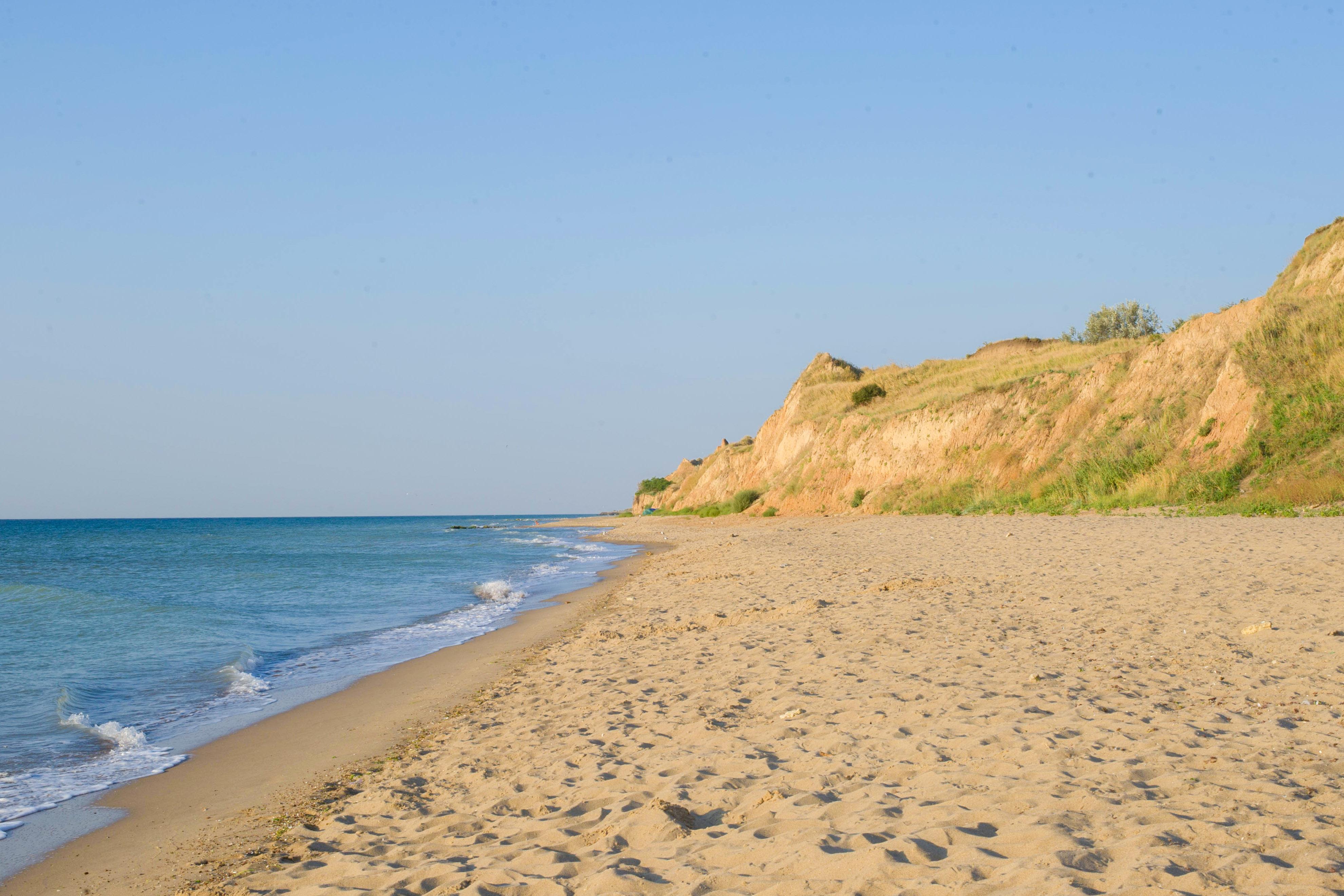 лучший пляж черноморского побережья одесской области Эко-дача Черноморск